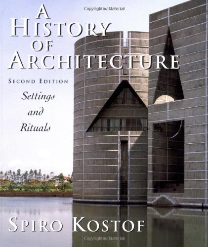 9780195083798: A History of Architecture: Settings and Rituals