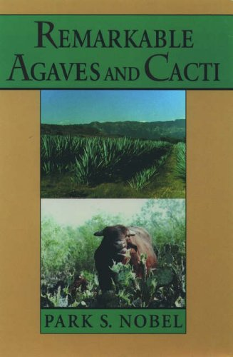 9780195084153: Remarkable Agaves and Cacti