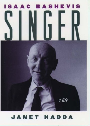 9780195084207: Isaac Bashevis Singer: A Life (Studies in Jewish History)