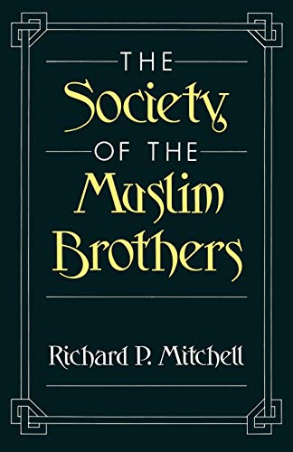 9780195084375: The Society of the Muslim Brothers