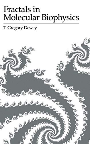 9780195084474: Fractals in Molecular Biophysics (Topics in Physical Chemistry)