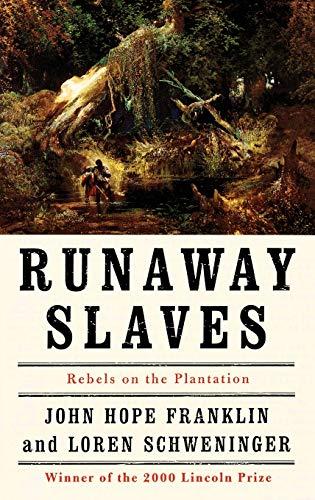 Runaway Slaves: Rebels on the Plantation: Franklin, John Hope;