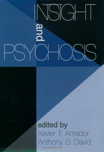 9780195084979: Insight and Psychosis