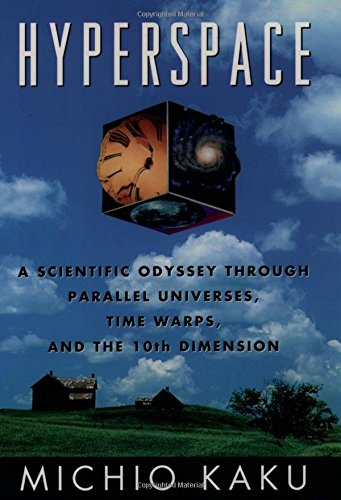 9780195085143: Hyperspace: A Scientific Odyssey through Parallel Universes, Time Warps, and the Tenth Dimension