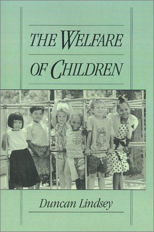 9780195085181: The Welfare of Children