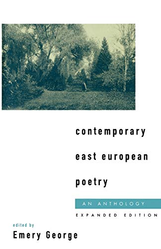 9780195086362: Contemporary East European Poetry: An Anthology
