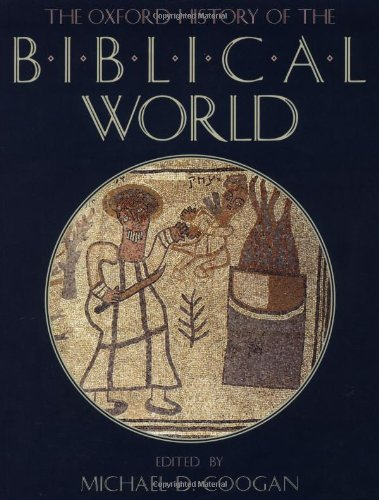 9780195087079: The Oxford History of the Biblical World