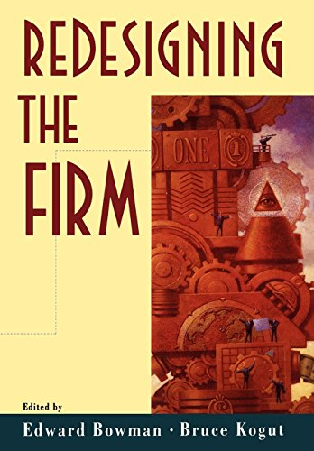 9780195087109: Redesigning the Firm