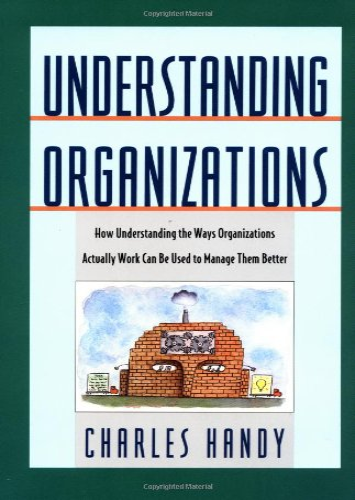 Understanding Organizations: C.B. Handy