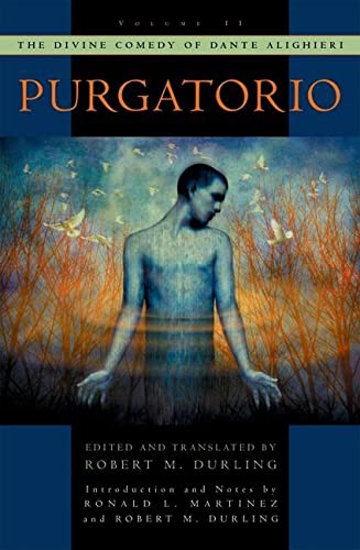 Purgatorio: The Divine Comedy of Dante Alighieri,: Dante Alighieri
