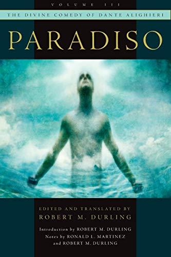 9780195087468: The Divine Comedy of Dante Alighieri: Volume 3: Paradiso