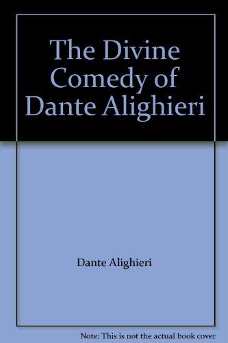 9780195087475: The Divine Comedy of Dante Alighieri: 3 Volume Set