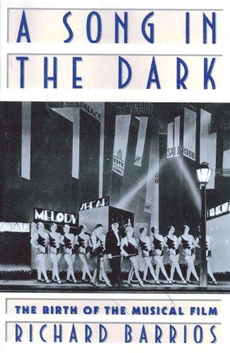 A Song in the Dark: The Birth: Barrios, Richard