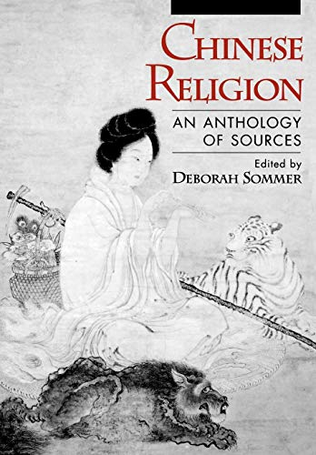 9780195088953: Chinese Religion: An Anthology of Sources