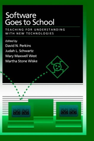 9780195089387: Software Goes to School: Teaching for Understanding with New Technology: Teaching for Understanding with New Technologies
