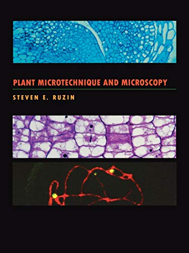 9780195089561: Plant Microtechnique and Microscopy