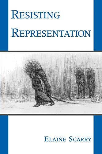 9780195089646: Resisting Representation