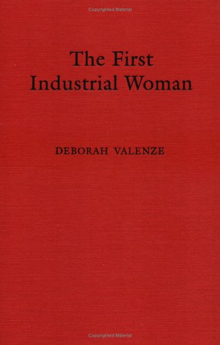 9780195089813: The First Industrial Woman