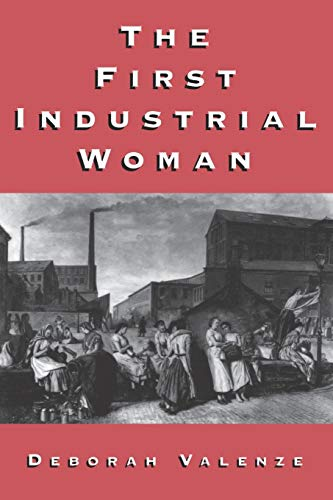 9780195089820: The First Industrial Woman