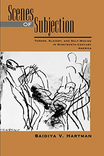 9780195089844: Scenes of Subjection: Terror, Slavery, and Self-Making in Nineteenth-Century America (Race and American Culture)