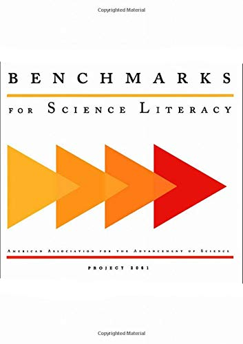 9780195089868: Benchmarks for Science Literacy (Benchmarks for Science Literacy, Project 2061)