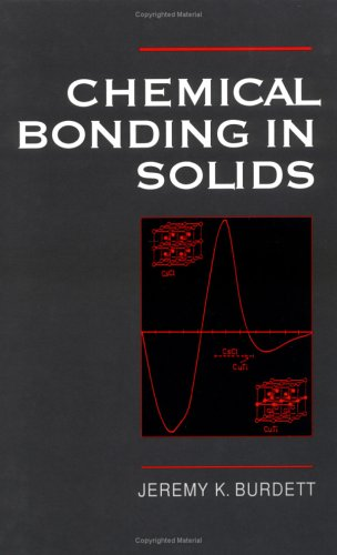 9780195089912: Chemical Bonding in Solids