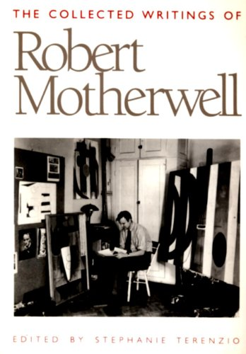 9780195090475: The Collected Writings of Robert Motherwell
