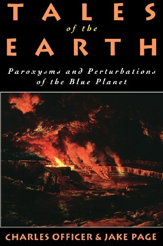 9780195090482: Tales of the Earth: Paroxysms and Perturbations of the Blue Planet