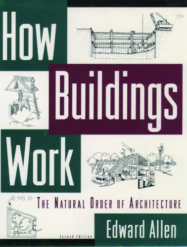 9780195091007: How Buildings Work: The Natural Order of Architecture
