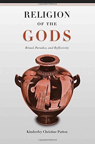 9780195091069: Religion of the Gods: Ritual, Paradox, and Reflexivity