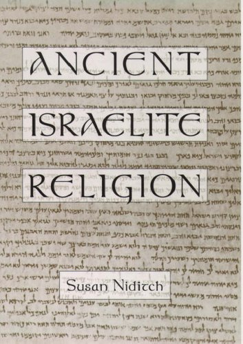 Ancient Israelite Religion: Niditch, Susan