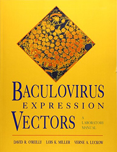 9780195091311: Baculovirus Expression Vectors: A Laboratory Manual