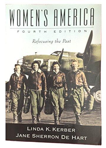 9780195091472: Women's America: Refocusing the Past