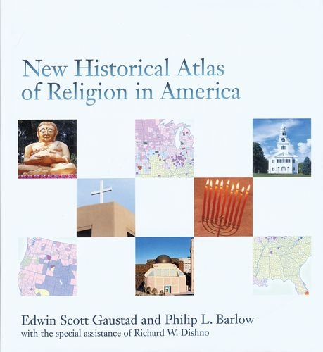 9780195091687: New Historical Atlas of Religion in America