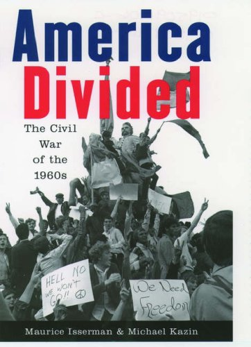 9780195091915: America Divided: The Civil War of the 1960s