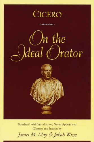 9780195091977: Cicero: On the Ideal Orator