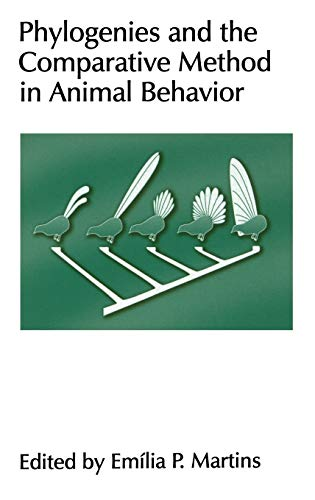9780195092103: Phylogenies and the Comparative Method in Animal Behavior