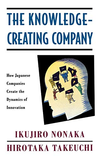 9780195092691: The Knowledge-Creating Company: How Japanese Companies Create the Dynamics of Innovation