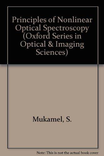 9780195092783: Principles of Nonlinear Optical Spectroscopy
