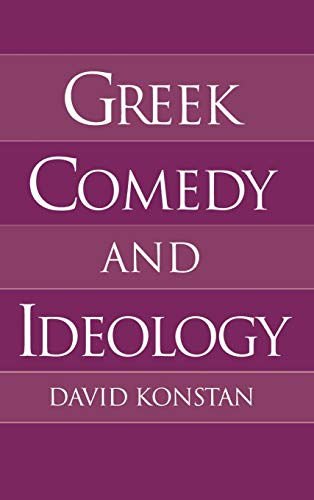 Download Greek Comedy and Ideology Read Online