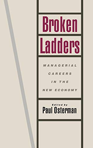 9780195093537: Broken Ladders: Managerial Careers in the New Economy