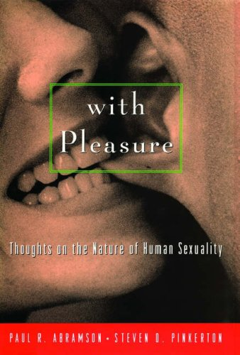 9780195093582: With Pleasure: Thoughts on the Nature of Human Sexuality