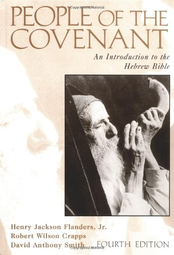 9780195093704: People of the Covenant: An Introduction to the Hebrew Bible