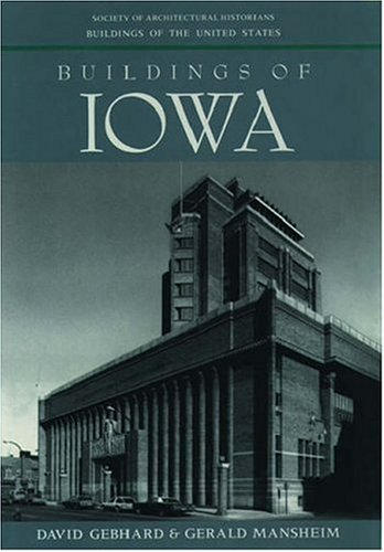 9780195093780: Buildings of Iowa (Buildings of the United States)