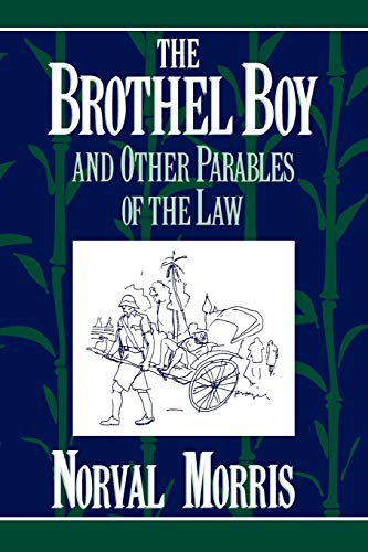 9780195093865: The Brothel Boy and Other Parables of the Law