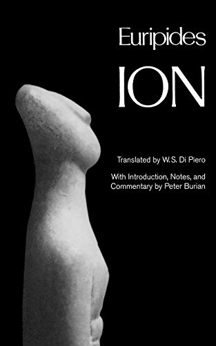 9780195094510: Ion (Greek Tragedy in New Translations)