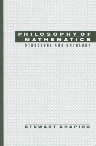 9780195094527: Philosophy of Mathematics: Structure and Ontology
