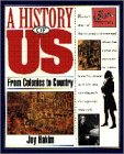 9780195095081: A History of US: Book 3: From Colonies to Country
