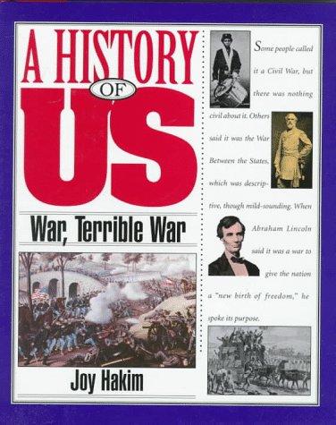 A History of US: Book 6: War,: Hakim, Joy