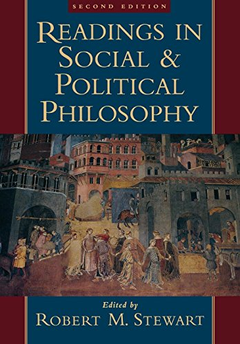 9780195095180: Readings in Social and Political Philosophy